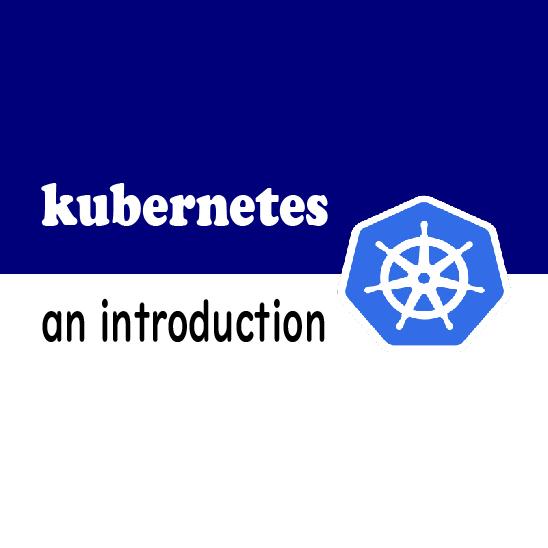 kubernetes introduction