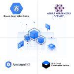 Kubernetes service comparisons: GKE vs AKS vs EKS vs IBM